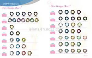 Wholesale Contact Lenses: 2014 Hottest Color Lens