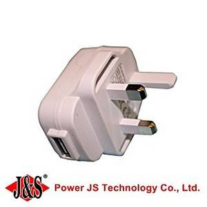 Wholesale usb: 5v 1a USB AC Power 3 PIN Uk Adapter