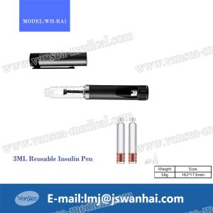 Wholesale technical consulting: Reusable Insulin Pen