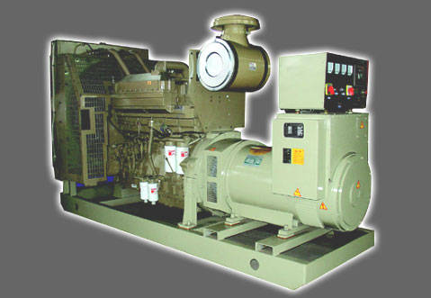 Sell Cummins Diesel Generating Set