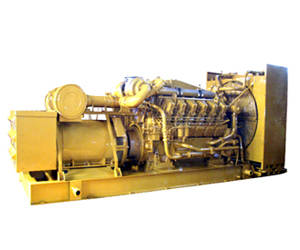 Sell Dual fuel generator set
