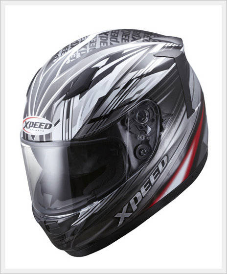 Sell Street Full Face Helmet (XF710, Motorcycle Helmet)