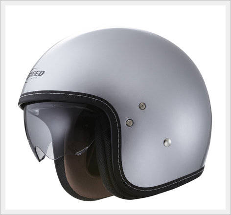 Sell Street Open Face Helmet (XF312, Motorcycle Helmet)