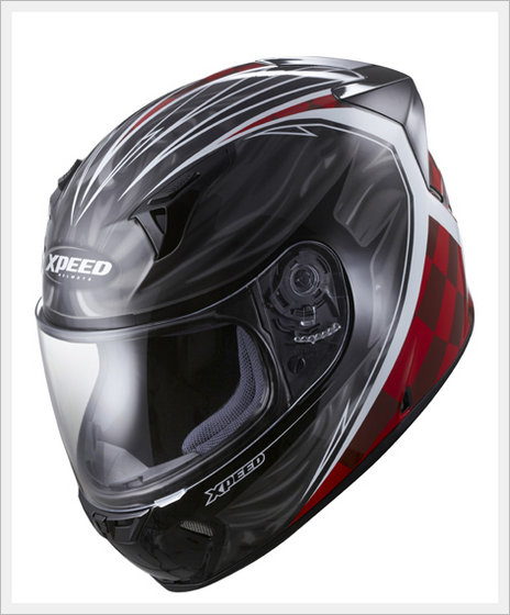 Street Full Face Helmet (XP512, Motorcycle Helmet)