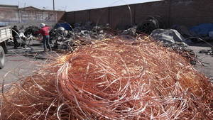 Wholesale scraps: Copper Millbery Scrap for Sale