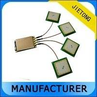 Wholesale uhf rfid reader module: RFID UHF Impinj R2000 Long Ranger Module Reader/Writer 4-port