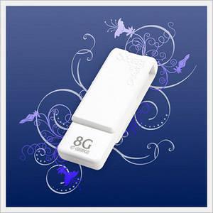 Wholesale usb: Jubit Flower Swing USB Memory