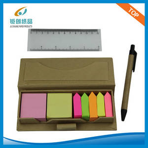 Wholesale Sticky Tape: Sticky Note in Recycled Case