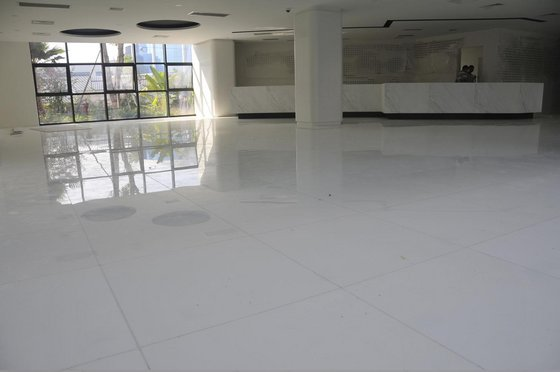 Artificial White Marble Floor Tile Id 8065209 Product