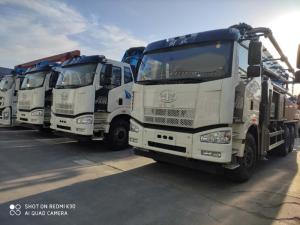 Wholesale power delivery joint: WIRKTON 38m Concrete Pump Truck for Sale From China JIUHE Factory Directly