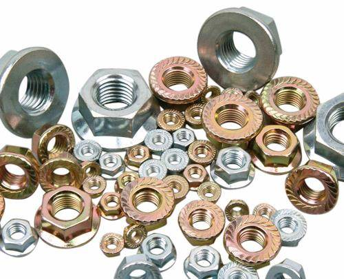 Sell Flange Nuts (DIN6923)