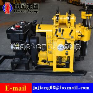 Wholesale well drilling: Huaxia HZ-200Y Hydraulic Deep Water Well Drilling Rig Drill 200 Meters
