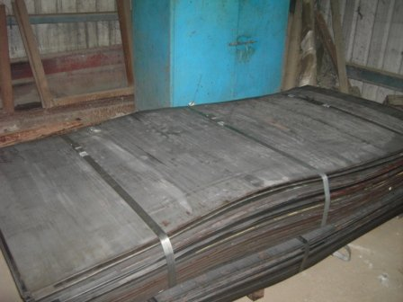 Hot Rolled Pickled And Oiled Steel Sheet Mixed Size Id