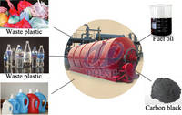 Sell 10 tons waste tyre pyrolysis oil machine  and Oil...
