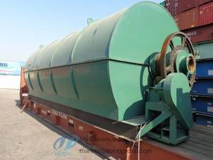 Wholesale cost of used tyre: Cost of Used Tyre Recycling  Pyrolysis Plant for Sale