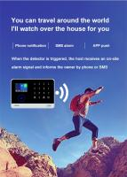 Smart Home Security APP Control GSM WIFI Intelligent Alarm System with Optional Accessories 4
