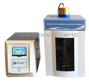 Wholesale ultrasonic beauty transducer: 650W Touch Screen Ultrasonic Homogenizer Sonicator