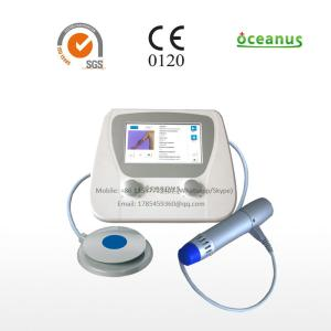Wholesale silicone shoulder: Portable Extracorporeal Shock Wave Therapy Device for Relieve Aches/Sport Medicine/ Physiotherapy