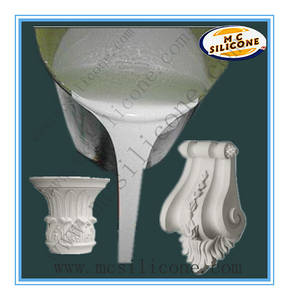 Wholesale silicone column mold: RTV Silicone Rubber for Plaster Column Mold Making