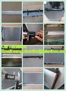 Wholesale aluminum auto radiators: Aluminum Radiator for BYD F3 F0 Auto Cooling System