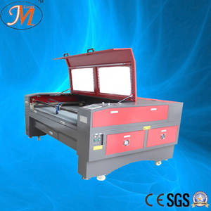 Wholesale pu synthetic leather machine: Positioning Laser Machinery for Wood Engraving (JM-1680H-CCD)