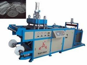 Wholesale thermoforming: Semi-automatic Thermoforming Machine