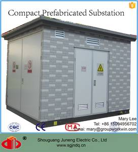 Wholesale substation: Made in China Prefabricated Substation for Power Distribution