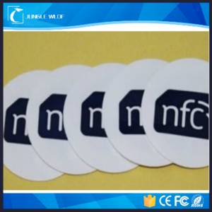 Wholesale rfid abs pet tag: Competitive Price Waterproof Printable NFC Tag Free Samples