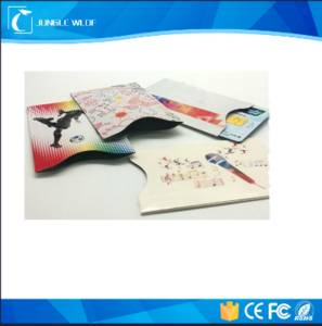 Wholesale card sleeve: New Productions Anti-Theft RFID Blocking Sleeve Card Holder
