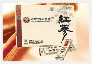 Wholesale red ginseng beverage: Korean Honey Red Ginseng (6years)