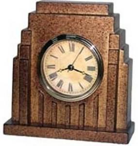Wholesale Other Clocks: Polystone Alarm Clocks