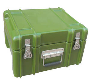 Wholesale hard tool box: Hard Rolling Plastic Tool Box for Equipment
