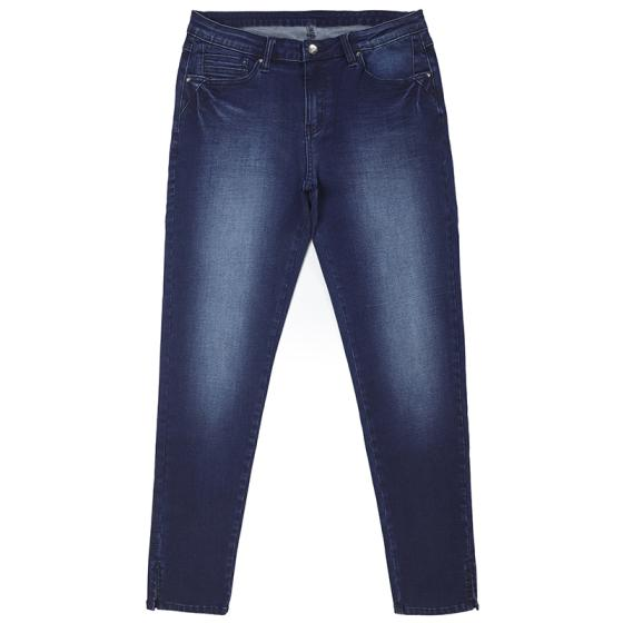 Customized WOMEN Jeans Made High Quality Popular Skinny Jeans Thick Trouser Jeans