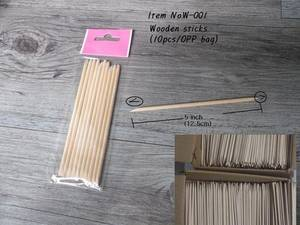 Wholesale Other Manicure & Pedicure Supplies: Wooden Sticks