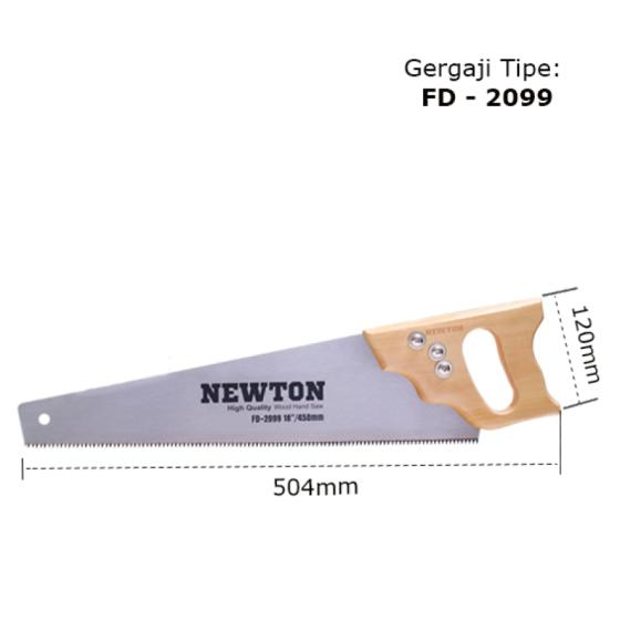 Factory Price New Latest FD 2099 Home Furniture Wooden Handle Hand Saw Made in China