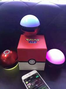 Wholesale in theatres!: Br-P1 Newest Poke Ball Wireless Speaker