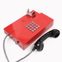 Wall Mounted Telephone Corded Public Telephones for Schools 3