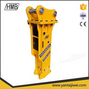 Wholesale breaker hammer for excavator: Excavator Spare Parts Hydraulic Breaker Hammer for Road Building