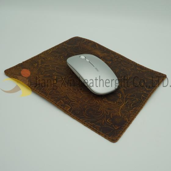 Sell Genuine Leather Mouse Pad with Double Sided