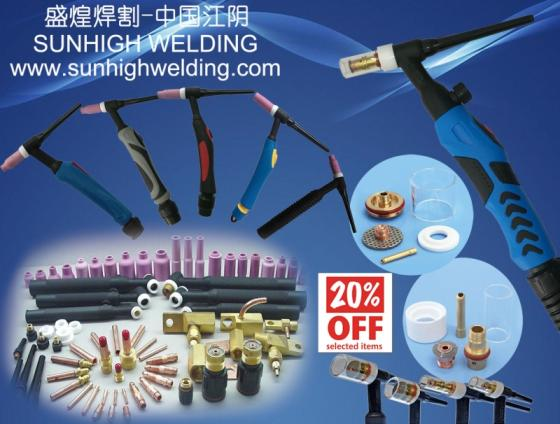Sell TIG Welding Torch