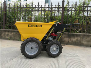 Wholesale Truck: Gasoline Mini Landscaping Dumper Truck
