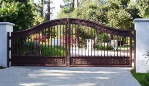 Wholesale Gates: Wrought Iron Garden Gates