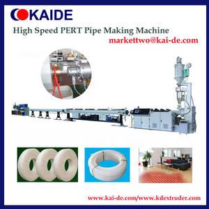 Wholesale pipe making line: PERT Pipe Making Machine/PE-RT Pipe Line