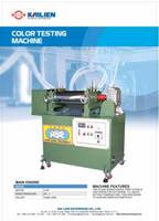 Color Testing Machine