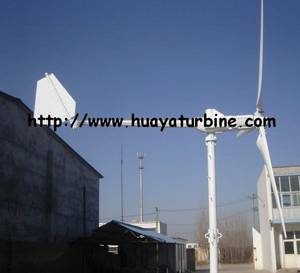 Wholesale wind turbine with curved: Pitch Regulated Wind Turbine 3kw 5kw 10kw 20kw 30kw 50kw