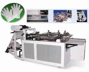 Wholesale plastic gloves: Disposable Plastic Glove Bag Making Forming Machine