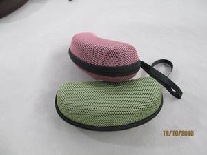Wholesale Eyeglasses Cases & Bags: Custom Portable Protector Colorful Zipper Eye Glasses Sunglasses EVA Hard Case