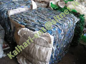 Wholesale PET: PET Bottle Scrap in Bale