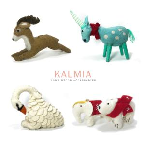 Wholesale polyfill: Wool Felt Christmas Decorations