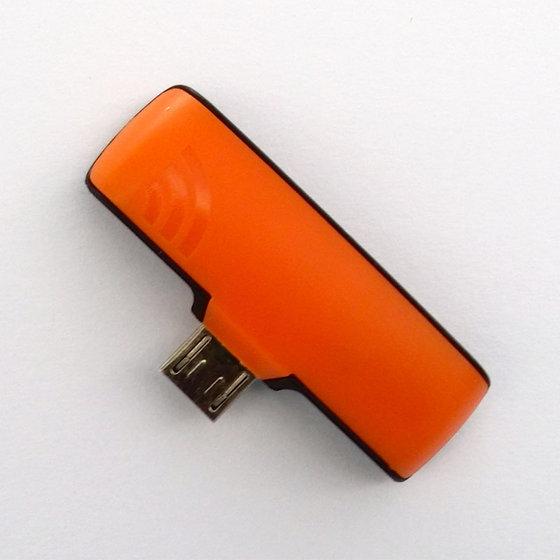Zaza Remote Mini Universal Remote Adapter for OTG Android